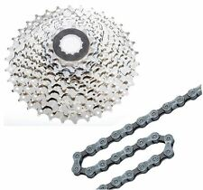 Shimano HG50 9 Speed Deore / Tiagra Cassette & HG53 Chain Bundle