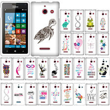 For Huawei Ascend W1 H883G Case Accessory HARD Phone Cover Frog And Dragonfly