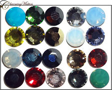 genuine SWAROVSKI Crystal Accent bling birthstone living floating charm lockets