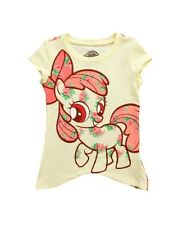 Toddler My Little Pony Flowers Fashion Top T-Shirt