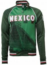 Mexico FIFA 2014 World Cup Soccer Sublimated Track Jacket