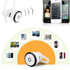 WIRELESS BLUETOOTH HEADSET CUFFIA AURICOLARE PER CELLULARE Iphone/Samsung S4/HTC