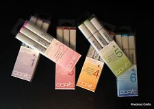 Set of 3 Copic Double Ended Sketch Markers COLOR FUSION- Your Pick Your Color!