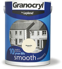 Granocryl Leyland Smooth Masonry Paint