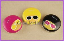 2014 NEW Design Fashion Hair Style Contact Lens Case with Soaking Case