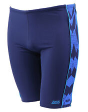 Zoggs Tribal Power Jammer - Navy and Blue