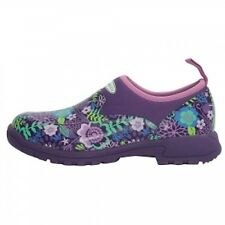 Muck Boot Company Breezy Low Cool Women Casual All Purpose Shoe Purple Print NEW