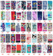 S3M Fashion Lovely Cute Wallet/Card Holder/Stand Flip PU Leather TPU Cover Case
