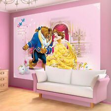 Disney Beauty and the Beast Photo Wallpaper Wall Mural (CN-592P)