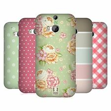HEAD CASE DESIGNS FRENCH COUNTRY PATTERNS CASE COVER FOR HTC ONE M8