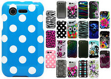 For Lg Optimus Fuel L34C Hard Protector Case Snap on Phone Cover Accessory