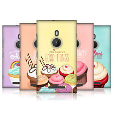 HEAD CASE DESIGNS CUPCAKE HAPPINESS CASE COVER FOR NOKIA LUMIA 925