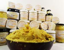 100% RAW VIRGIN UNREFINED ORGANIC AFRICAN SHEA BUTTER UP TO 8LBS FREE SHIPPING