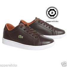 Lacoste Men's Carnaby CA SPM Trainers Leather Sports Flat Pumps Sneakers Shoes