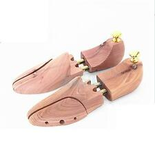 1 pair Wooden Shoe Tree Stretcher Shaper Keeper Adjustable for Men US Size 8-13