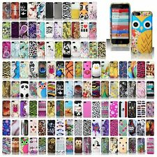 Colorful Patterns Hard Case Protective Snap-On Cover Skin For APPLE iPhone 5/5s