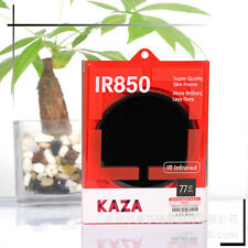 Infrared Infra-red IR Filter 720nm 760nm 850nm 950nm Pass X-Ray 52 58 67 72 77mm