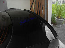 CUSTOM PAINTED REAR TRUNK BOOT LIP SPOILER Audi A6 C6 05-08 Pre-Facelift Sedan