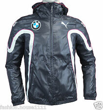 New PUMA BMW TEAM Windbreaker Hoody Jacket Men's - BWM Team blue, art 761213