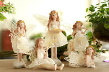 1 PC Flower Magic Faries Fairytail Little Angel Home Decor Wedding Gift 5 types