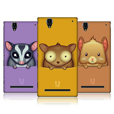 HEAD CASE DESIGNS POCKET PALS CASE COVER FOR SONY XPERIA T2 ULTRA DUAL