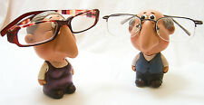 """Crinklies"" Comic Character Spectacles / Glasses Holder / Stand"