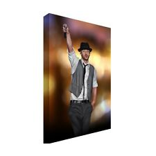 JUSTIN TIMBERLAKE Suit and Tie Poster Photo CANVAS Art PAINTING