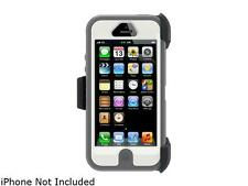 Gray OtterBox Defender Series Apple iPhone 5 5S 5C Case Cover Belt Clip Holster