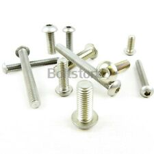 Button Head Bolts Dome Head Bolts Allen Bolts M3 M4 M5 M6 M8 M10 Stainless Steel