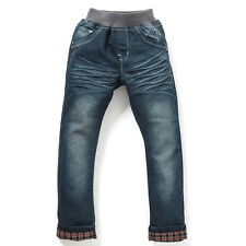 New Kids JJLKIDS Denim Jeans COOL Boys Toddlers Jeans Pants Size 5-16 Years