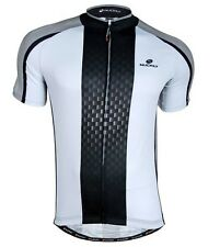 Mens Summer Short Sleeve Cycling Jersey Bike Tops MTB Cycle Bicycle Clothe M-XXL