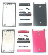 B/P New Full Housing Cover Replace Case For SONY Xperia P LT22 LT22i+Side Keys