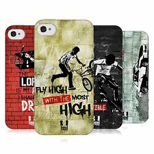HEAD CASE CHRISTIAN RIDER TPU GEL BACK CASE COVER FOR APPLE iPHONE 4