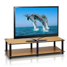 Entertainment Unit TV Stands End Coffee Table Nightstand Computer Desk Bookhelf