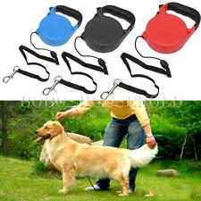 8M Auto Extendable Retractable Dog Lead Leash Pet Training Cord Hold max 35kgs