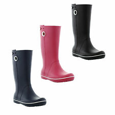 Crocs Crocband Jaunt Womens Pull-On Wellie / Rain Boots Shoe Sizes UK 4 - 8