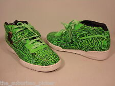 NEW REEBOK x KEITH HARING SNEAKERS SIZE 9 9.5 WORKOUT MID STRAP NYC GRAFFITI