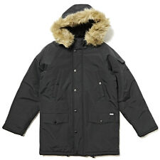 CARHARTT ANCHORAGE PARKA BLACK NEW AUTHENTIC