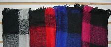 BNWT C.1.5 CHECK 2 COLOUR SCARVES ONLY £4.50