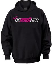 DeSTIned HOODED Sweatshirt Subaru STI Shirt BRZ WRX Hoodie JDM DRIFT World Rally