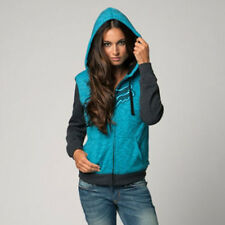 Fox Racing Unparalleled Sherpa Zip Hoody Blue