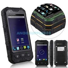 A#S0 Rugged Waterproof IP68 Dual Core SIM 3G GPS WIFI Android 4.2 Smartphone A8