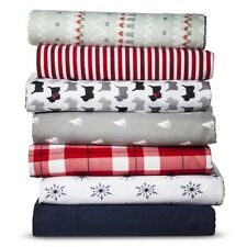 Holiday Flannel Sheets