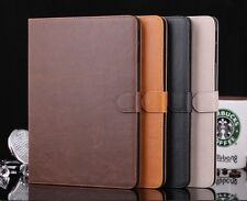 Luxury Retro PU Leather Case Stand Cover For Samsung Galaxy Tab Pro 10.1'' T520