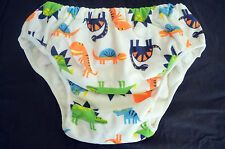 DINOSAURS ADULT PULL UP NAPPY DIAPER / TRAINING PANTS FOR ABDL!!