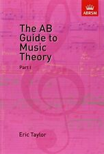 The AB Guide to Music Theory Vol 1, Taylor, Eric Paperback Book