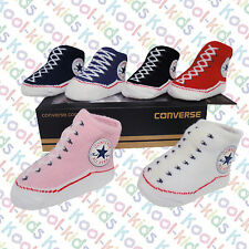 Converse Chuck Taylor Baby socks Boxed - 2 pairs in pack - BNWTS