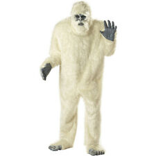 Abominable Snowman Adult Costume  snowman,yedi,yeti,snow monster,antarctica,Cali