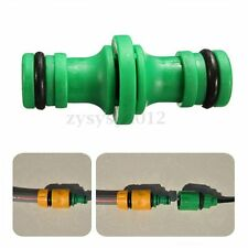 "1/2"" Plastic Garden Washing Water Hose Pipe Connectors Joiner Repair Coupler New"
