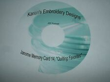 Convert Your Embroidery Designs to Another Format & Put On A CD/DVD